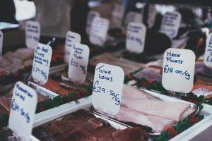 マグロ市場